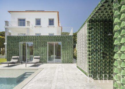 Villa Restelo   Real estate   luxury brand   BARNES Portugal