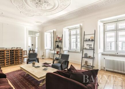 3-bedroom charming apartment   Luxury Real Estate   BARNES Portugal