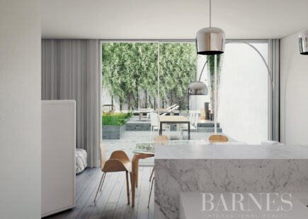 Lapa - Duplex with private garden | Real estate | BARNES Portugal