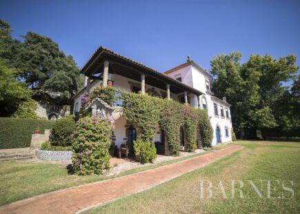 Maison traditionnelle portugaise