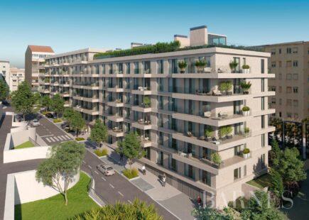Edifício residencial situa-se no bairro das Amoreiras | BARNES Portugal