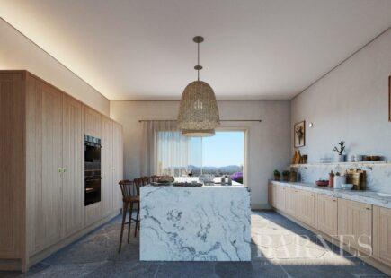 Moradia de luxo a estrear com 6 quartos | Imobiliário | BARNES Portugal