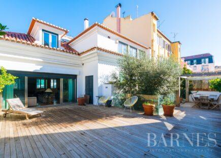 Moradia no centro de Lisboa | Imobiliário | BARNES Portugal
