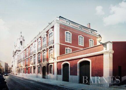 Palácio Schindler | L'immobilier de luxe | BARNES Portugal