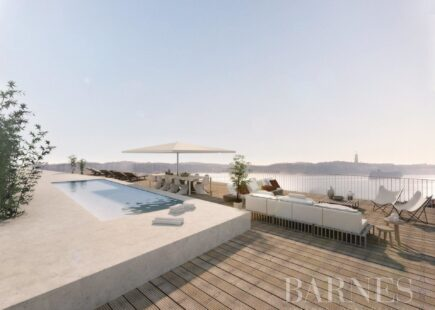 Penthouse with a terrace | Real estate | BARNES Portugal