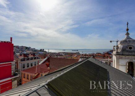 3 bedroom Chiado | River view | Real Estate | BARNES Portugal