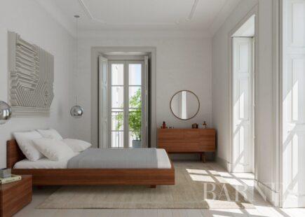 Apartamento T2 de charme a estrear | BARNES Portugal