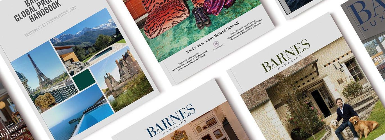 BARNES Magazine
