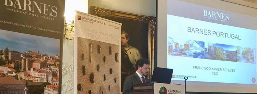 """Conférence """"S'Implanter ou Investir au Portugal"""""""